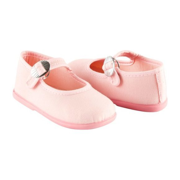 Canvas Mary Jane, Pink