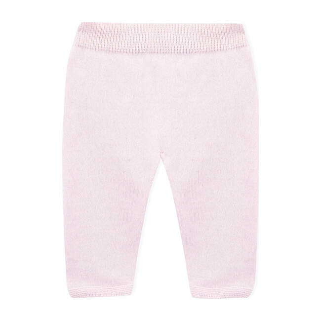 Haru Knitted Pants, Peony Pink