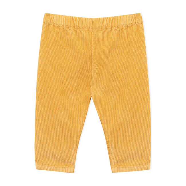 Ren Trousers, Bamboo Yellow
