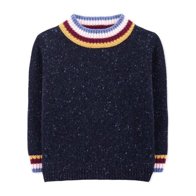 Usagi Knitted Sweater, Multi