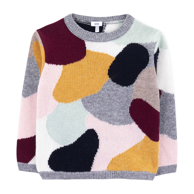 Iro Knitted Sweater, Multi