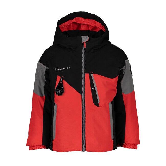 Orb Jacket, Red