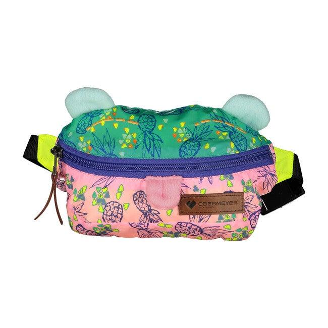 Little Hip-ster Bag, Pink Pineapple