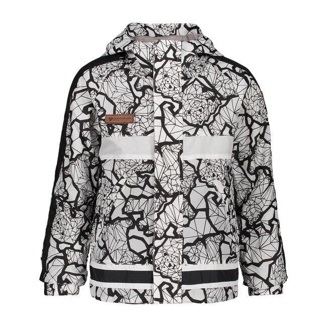 Frankie Shell Jacket, Kaleido Bear