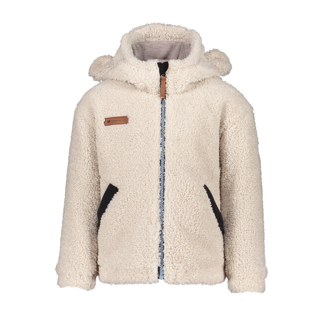 Shay Sherpa Jacket, Tahini