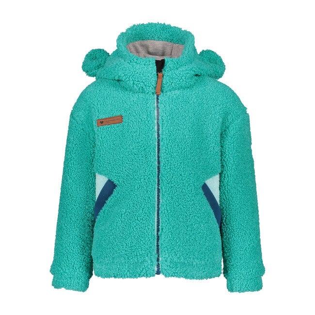 Shay Sherpa Jacket, Off Tropic