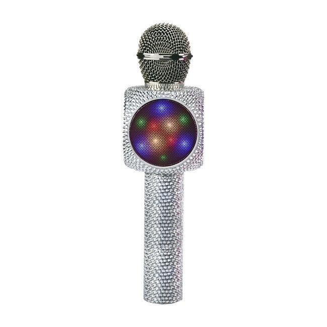 Sing-along Bling Bluetooth Karaoke Microphone