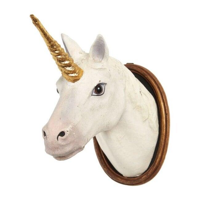 Unicorn Mount, White