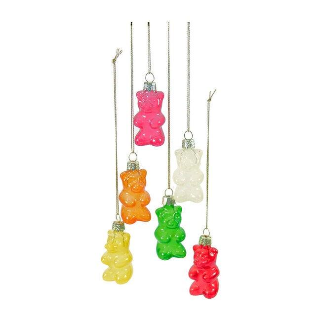 Assorted Gummy Bear Ornaments