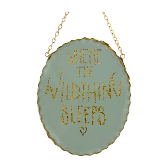 Wild Thing Sleep Sign
