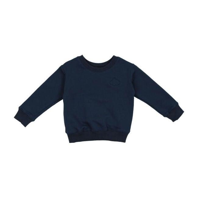 Mini cloud Sweatshirt, Navy