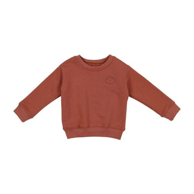 Mini cloud Sweatshirt, Clay