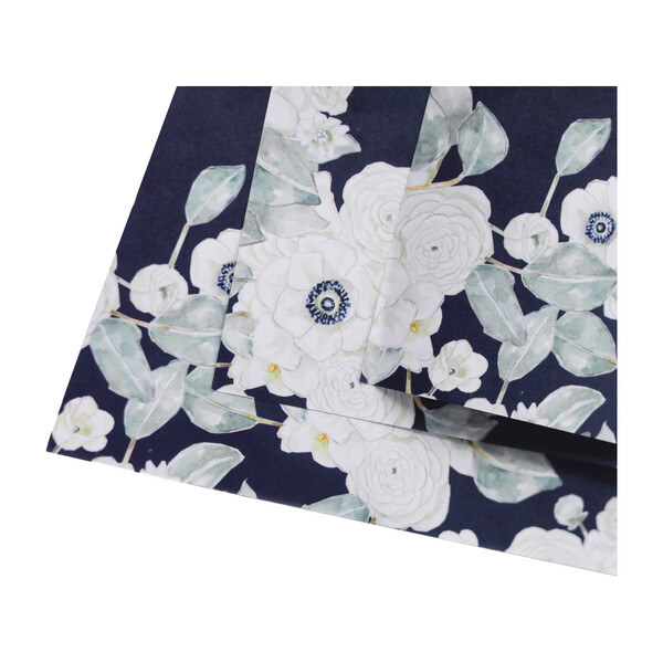 Baby Shower Wrapping Paper Trio