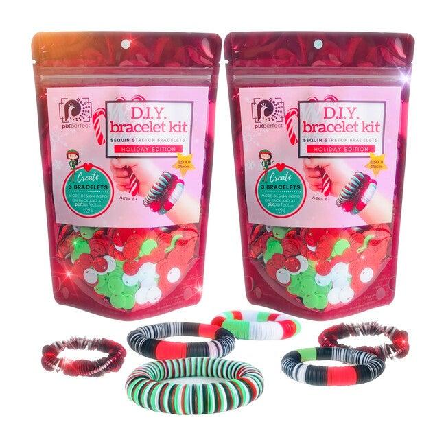 DIY Bracelet Kit Bundle, Holiday