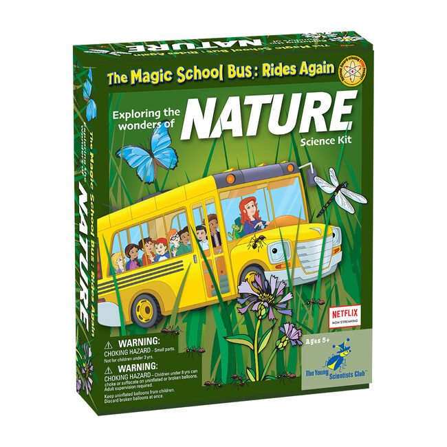 Exploring the Wonders of Nature - STEM Toys - 0