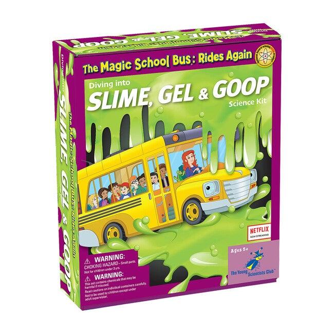 Diving into Slime, Gel & Goop