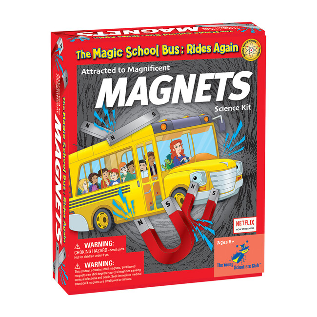 Attracted to Magnificent Magnets