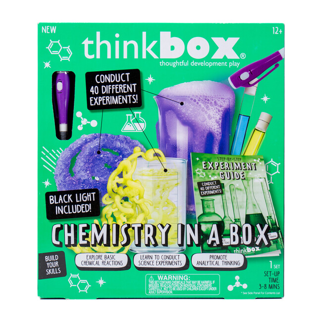 Chemistry in a Box