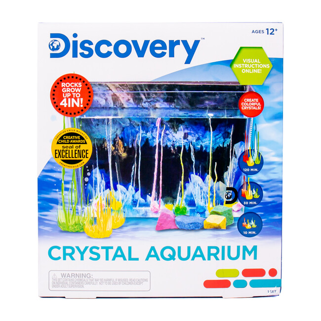 Crystal Aquarium