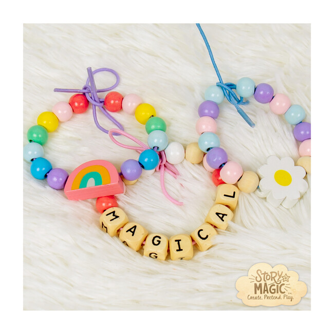 Wooden ABC Beads