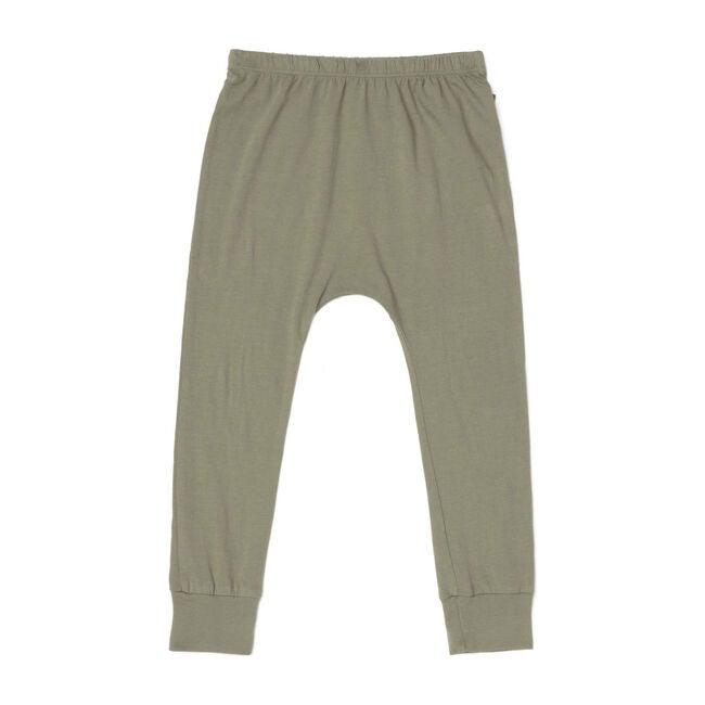 The Harem Pants, Olive
