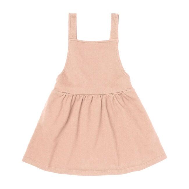 The Pinafore Dress, Rose