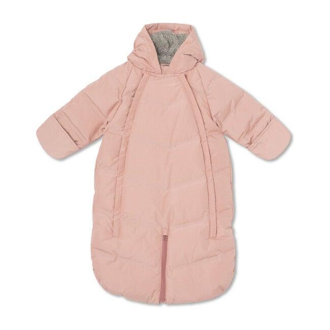 Yoko Down Suit, Cameo Rose Brown - Snowsuits - 0