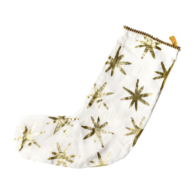 Star Stocking, Gold