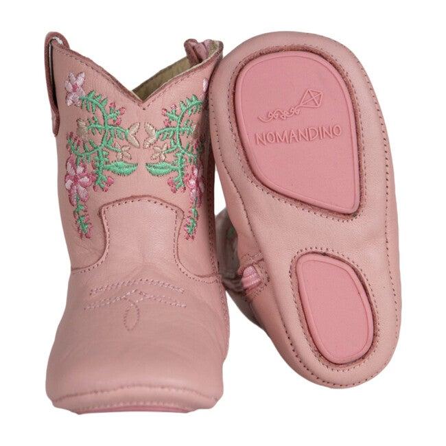 Juliet Boots, Pink