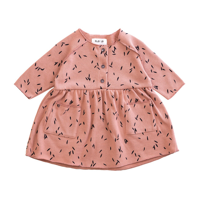 Printed Dress, Jatoba