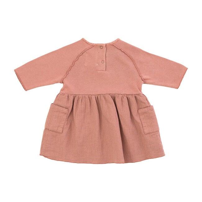 Buttons Dress, Jatoba
