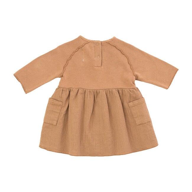 Buttons Dress, Cherry Tree