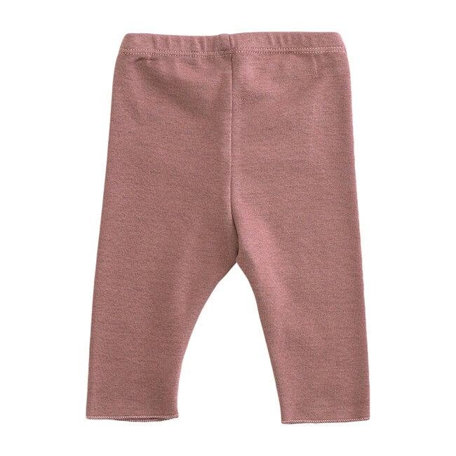 Jersey Stitch Leggings, Purplewood