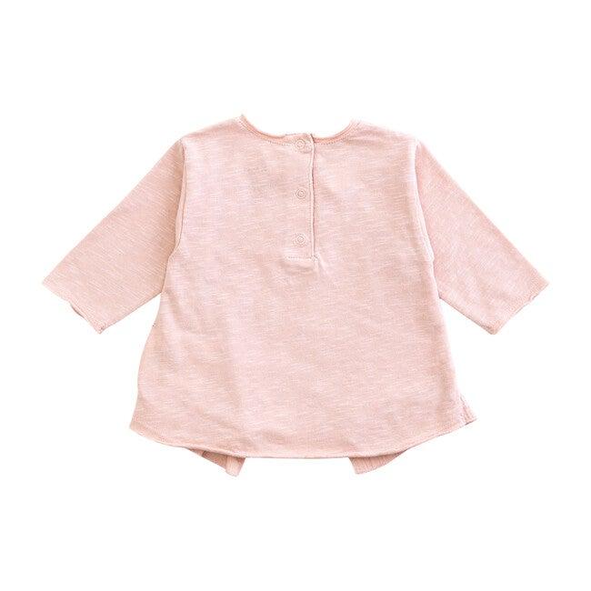 Frills T-Shirt, Beech