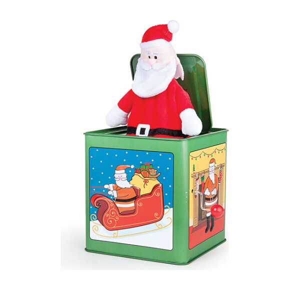 Jack in the Box, Santa