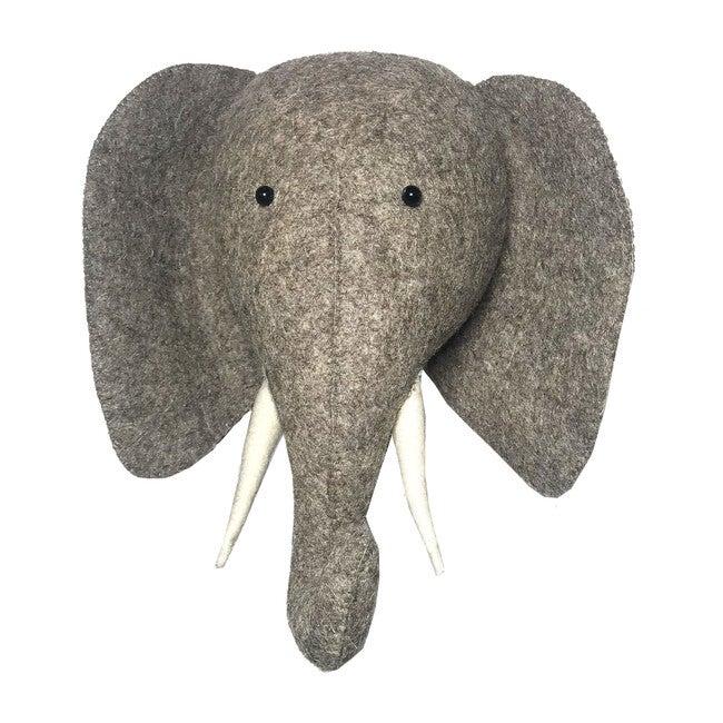Semi Elephant Head