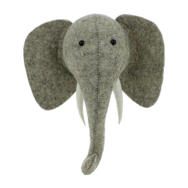 Mini Elephant with Tusks