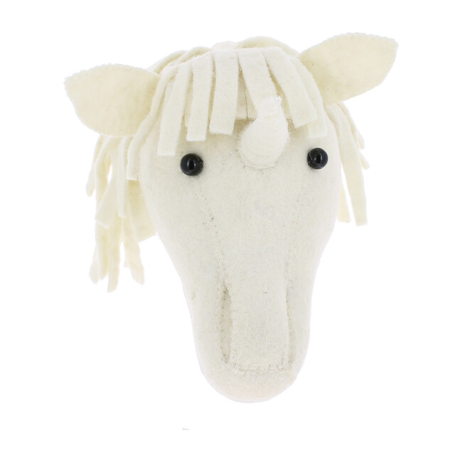 Mini Unicorn Head
