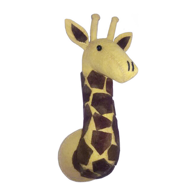 Mini Giraffe Head