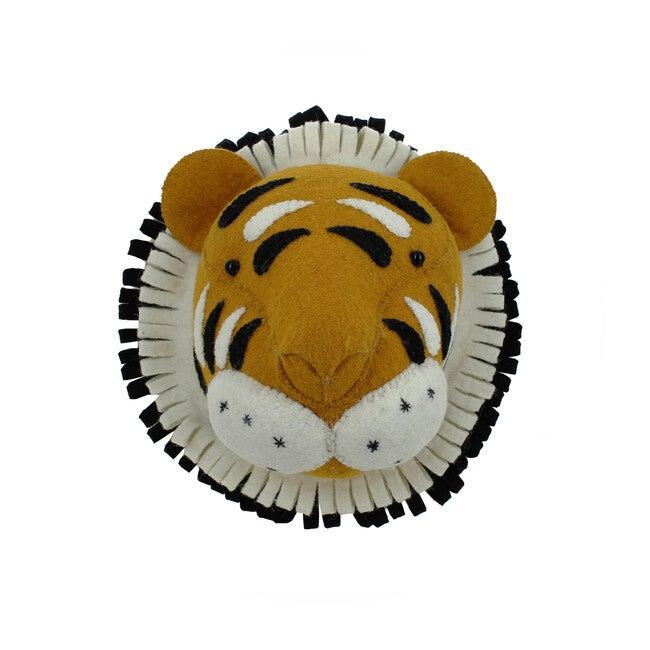 Mini Tiger Head