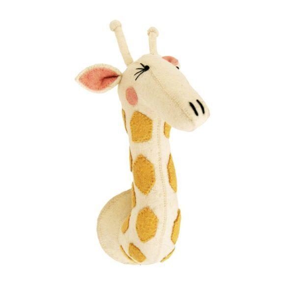 Girl Giraffe