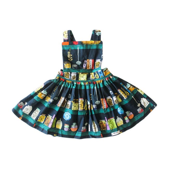 Pinafore Dress, Canning