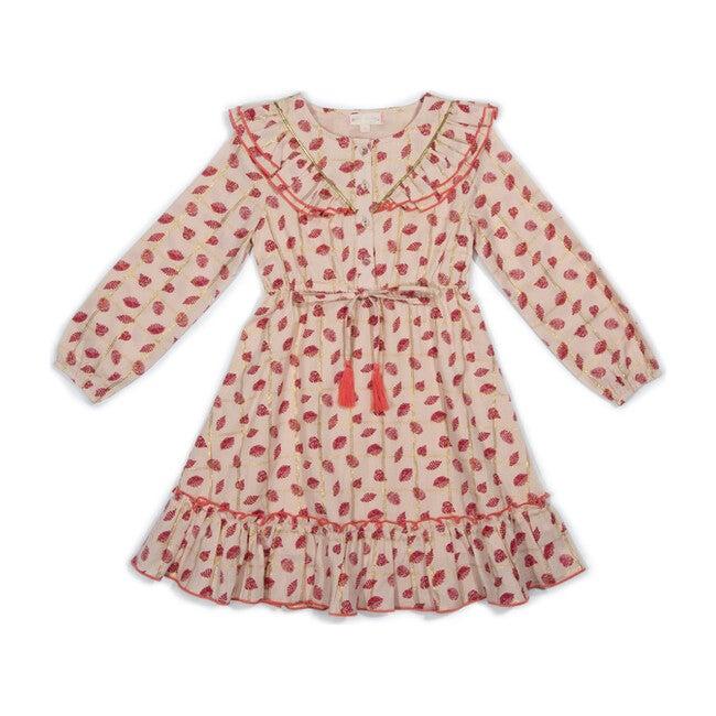 Pippa Dress, Blush