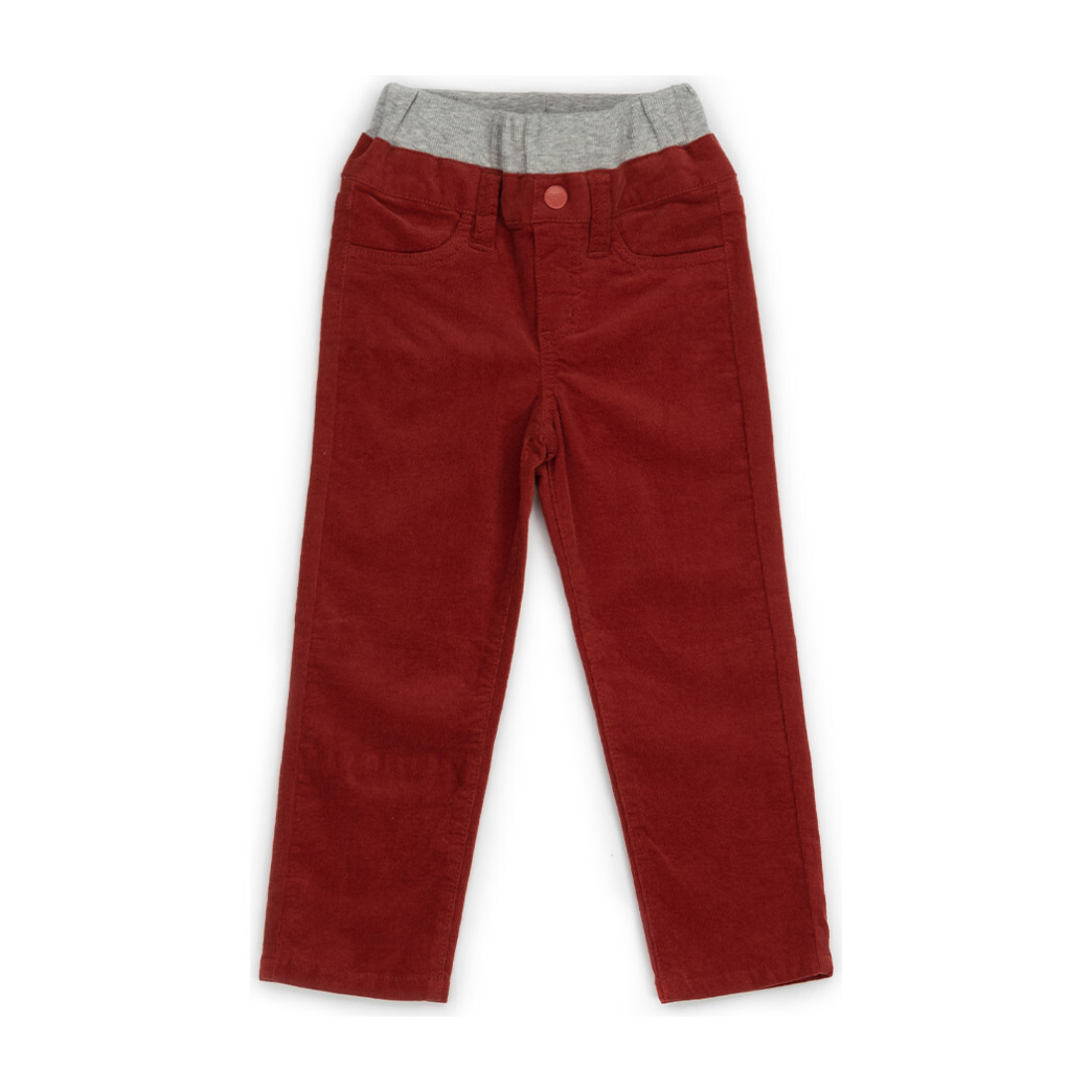 The Perfect Corduroy Pant, Fig