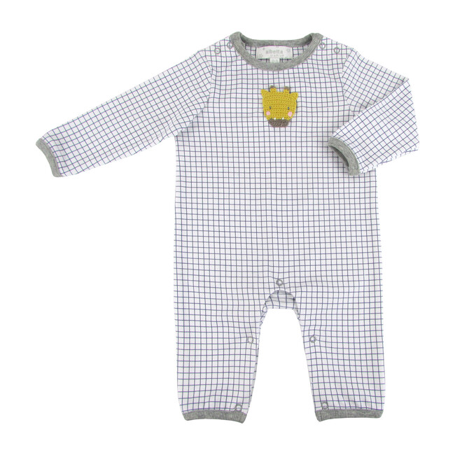 Crochet Giraffe Babygro
