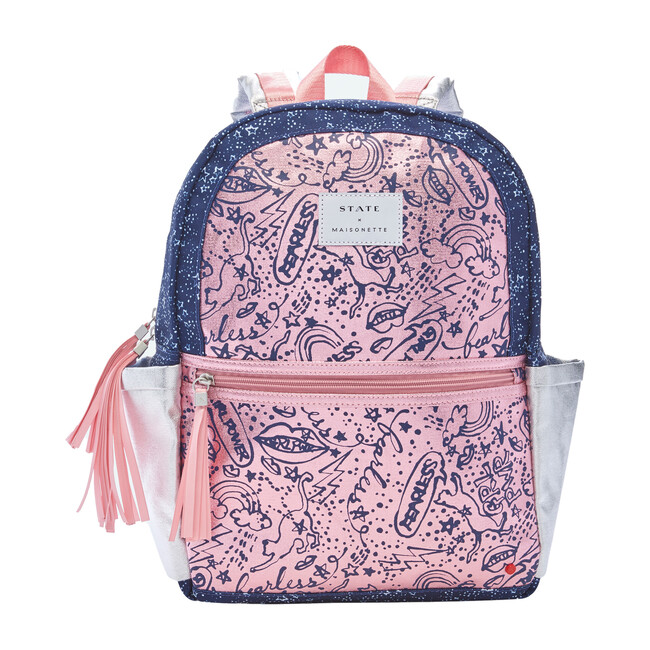 *Exclusive* Kane Kids Backpack, Girl Power