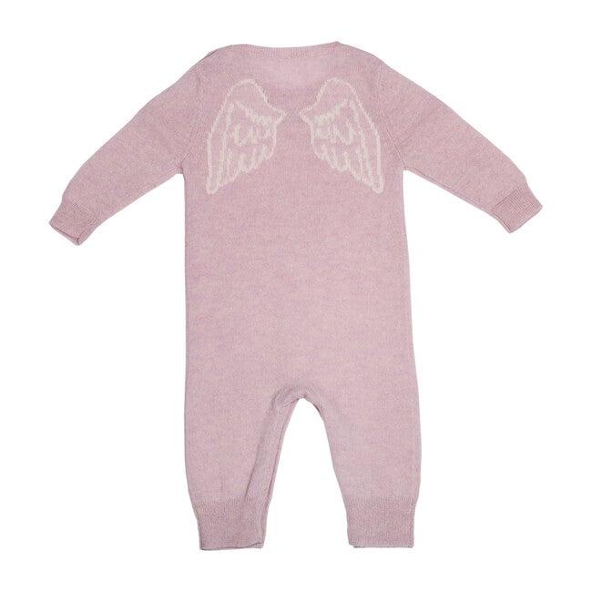 Angel Onesie, Dusty Pink