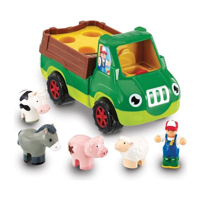 Freddie Farm Truck