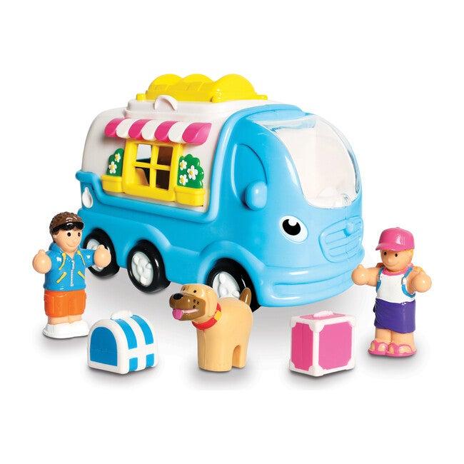 Kitty Camper Van