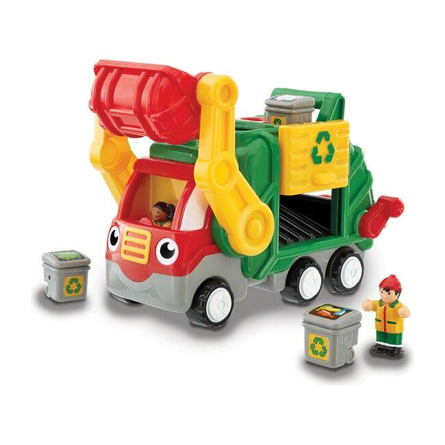 Flip 'n' Tip Fred - Transportation - 1
